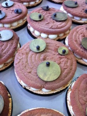 La pâtisserie du samedi 3 novembre : Macaron à partager