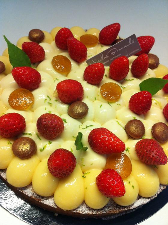 Une tarte fondante, acidulée et fruitée à savourer: c'est la Pâtisserie du Samedi 6 juillet
