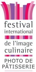 Logo festival international de l'image culinaire