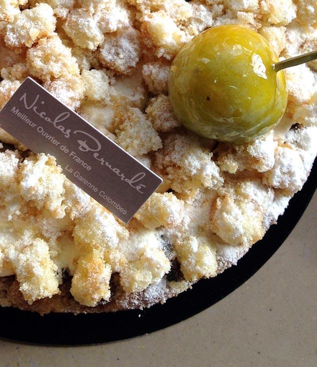 Régalez-vous de la tarte aux reines-claudes
