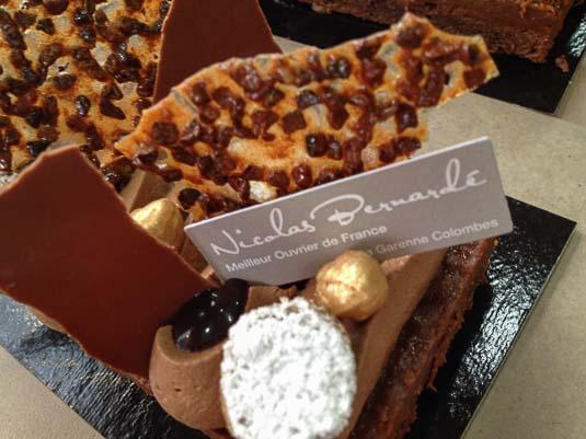 Déguster une frivolité gourmande et croustillante. Vous avez dit chocolat?