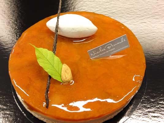 Frissonnez d'une Pâtisserie du Samedi irrésistiblement abricot