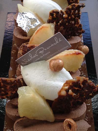 Séduit par la Belle-Hélène: des poires à déguster et à écouter