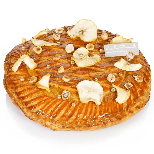 La galette des rois aux pommes tatin