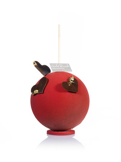SAINT-VALENTIN: Savourez la grande Pomme d'Amour