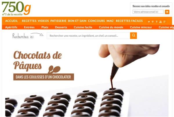750g Chocolats de Pâques, dans les coulisses d'un chocolatier