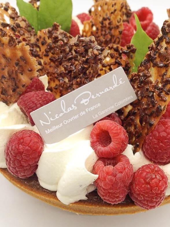 Une succulente tarte dédiée aux gourmands !