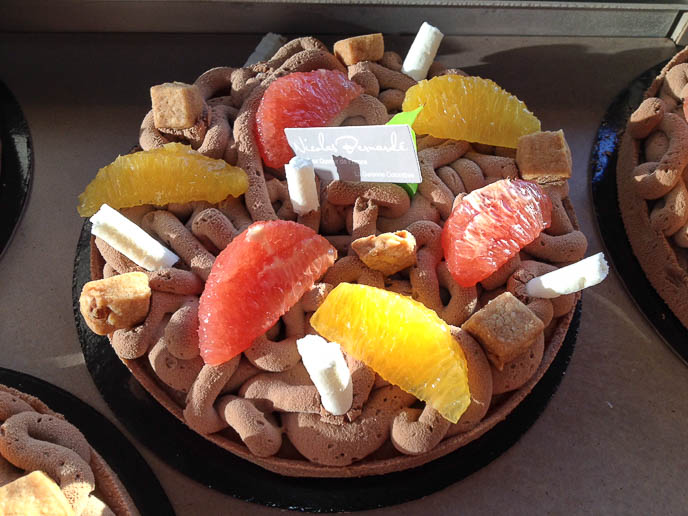 Agrumes & chocolat ensoleillent ce samedi