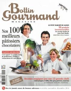 Nicolas Bernardé parmi les 100 meilleurs patissiers chocolatiers du Bottin Gourmand