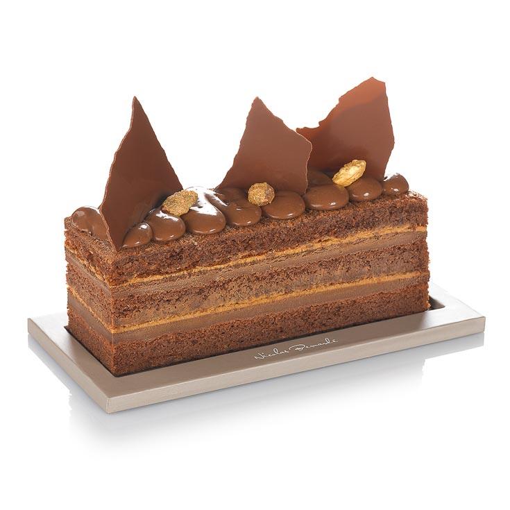Découvrez les saveurs de Saint-Domingue avec le Cake chocolat & caramel