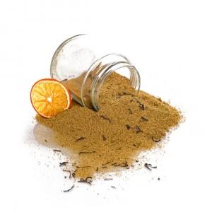 Tarte à la vanille et aux oranges sanguines, éruption de saveurs