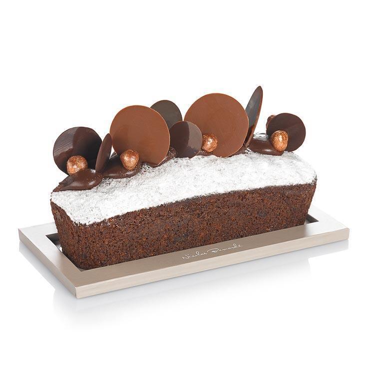 Rompez le sort avec le Cake Noisettes Chocolat