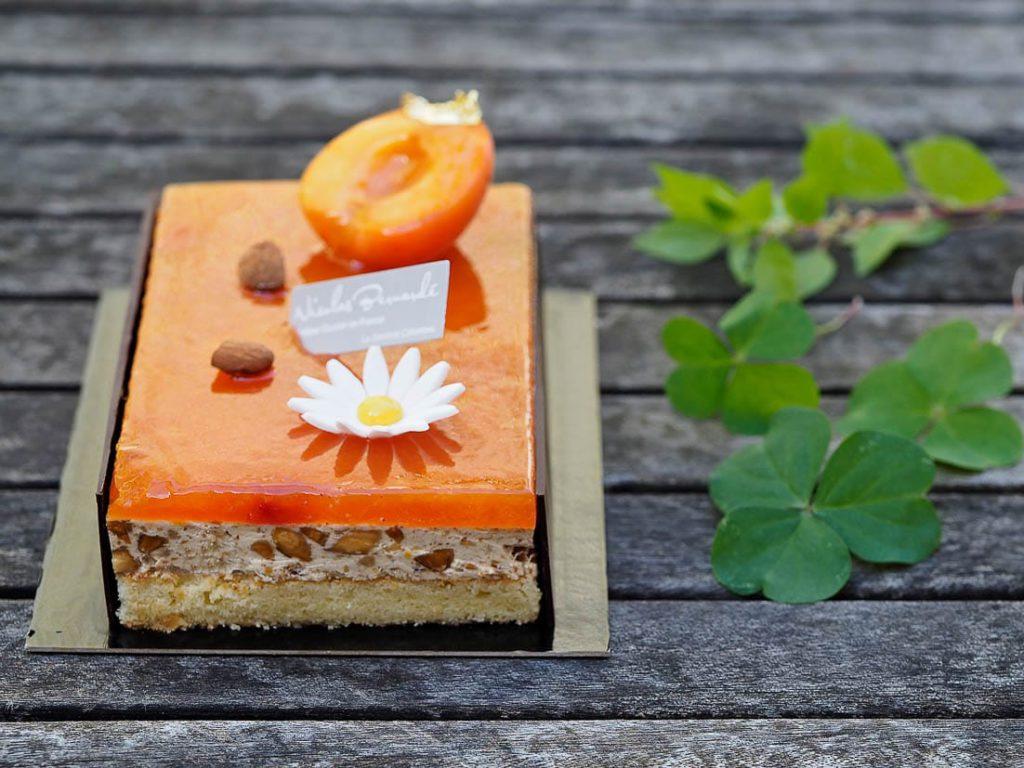 Le Jardin secret aux amandes et abricots
