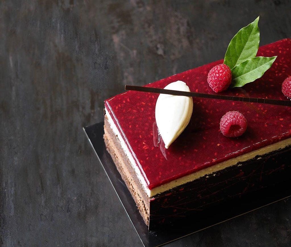 Vaudeville chocolat & framboise