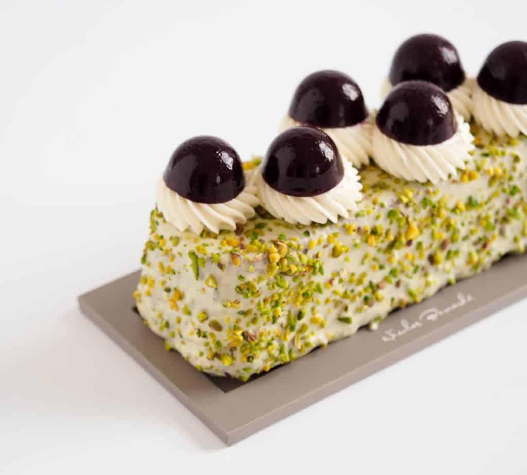 Cake Bronté & Amarena