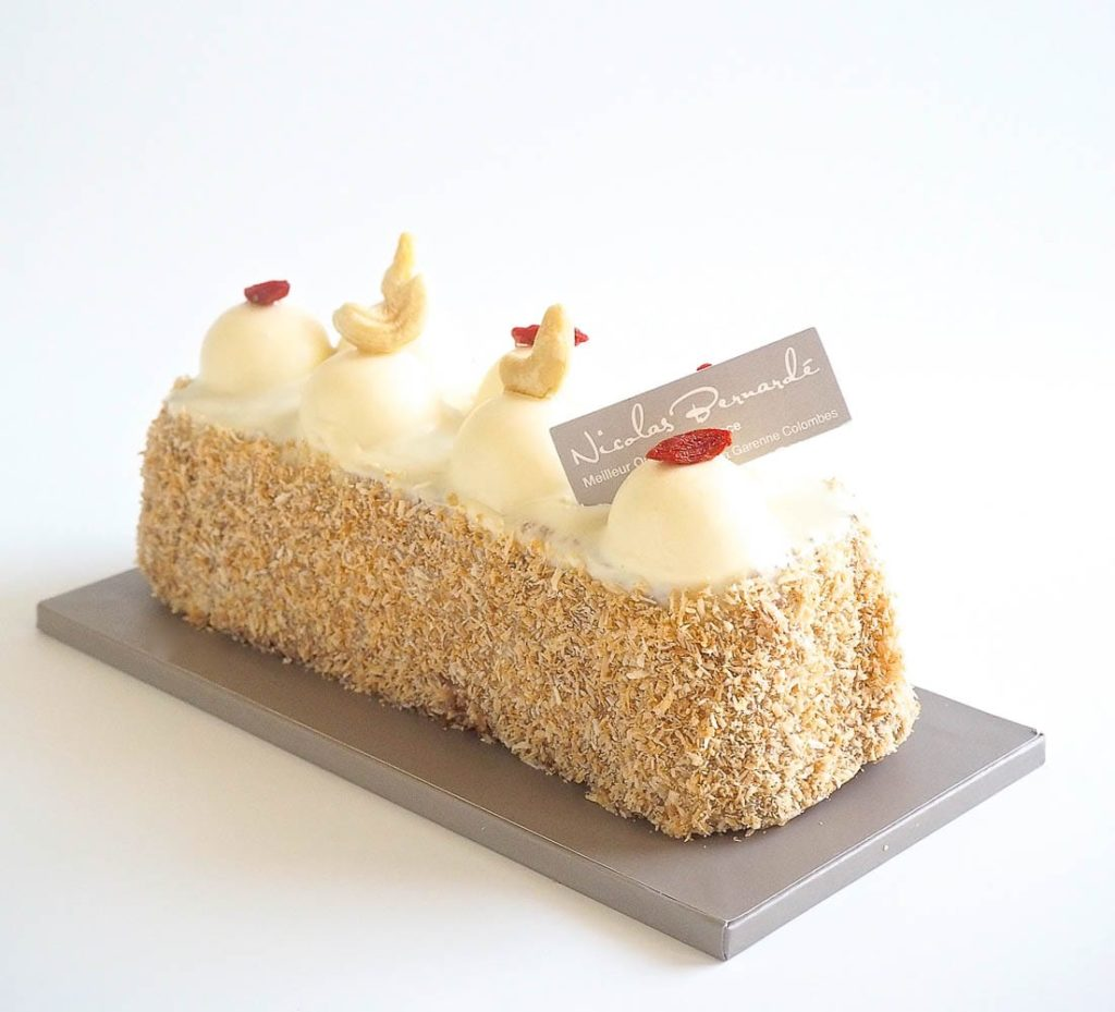 Le gâteau de voyage Cajou vous emmène visiter le Pôle Nord !