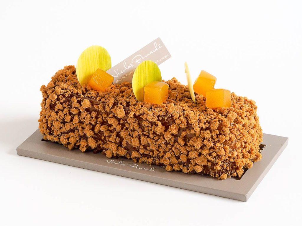 Visitez un marché d'hiver exotique avec le Cake Spéculos