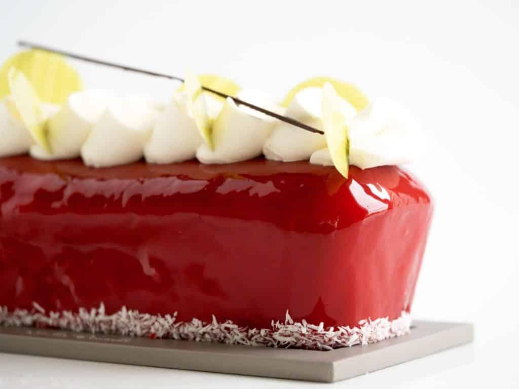 Cake de Noël