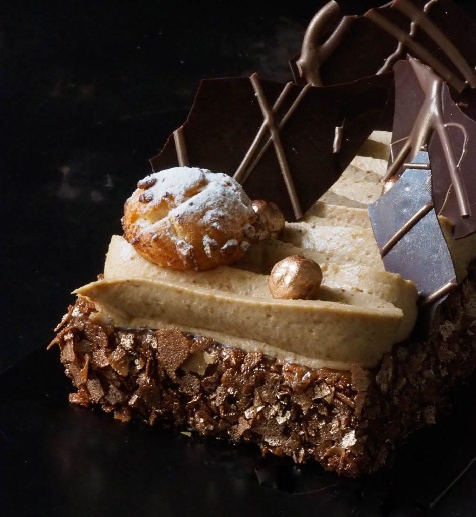 Le Délice des écureuils chocolat et noisette