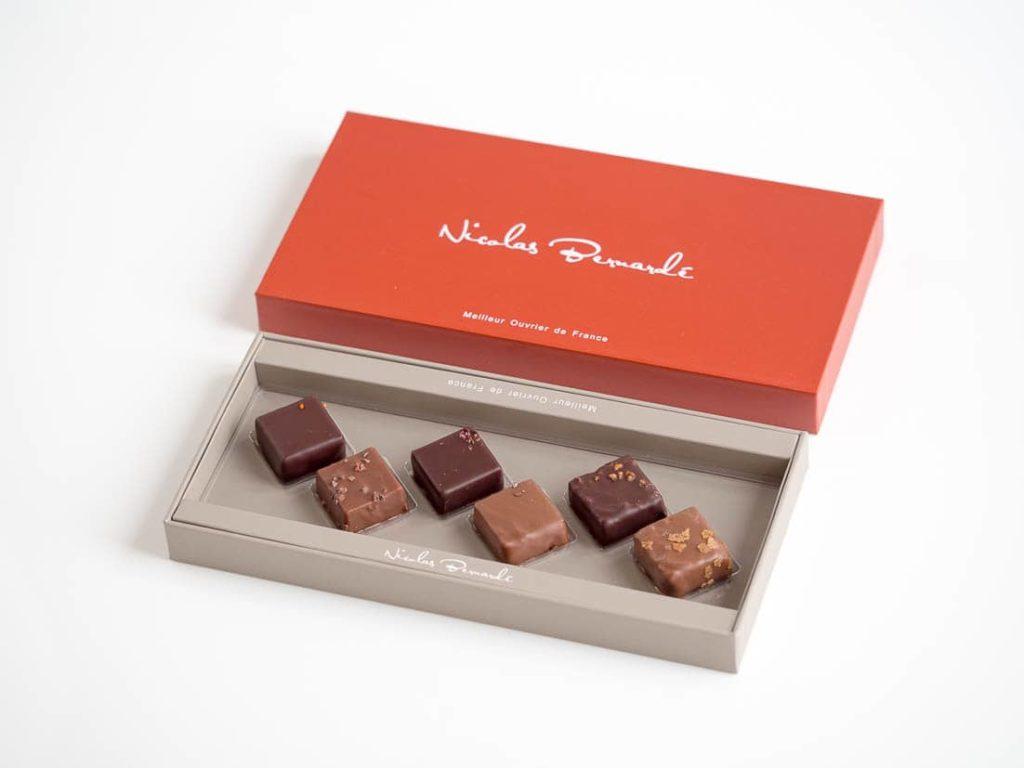 Chocolats de la Saint-Valentin