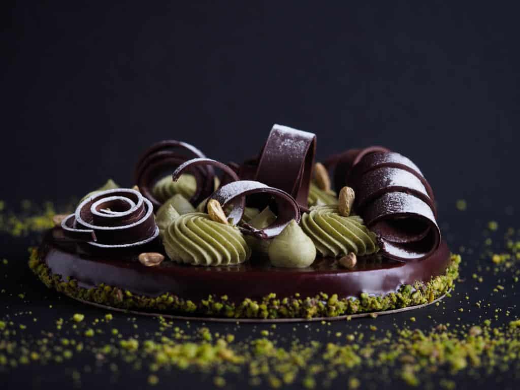 Rêvez d'un «Bonheur» chocolat & pistache