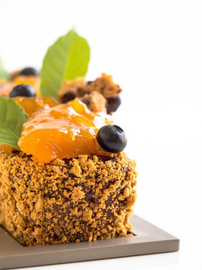 Comblez tous vos plaisirs les plus sucrés avec le «Cake Cookies Exotique»