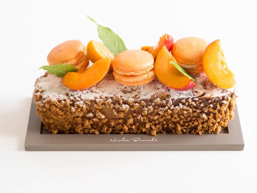 Ce gâteau de voyage vous emmène au Pays des Merveilles