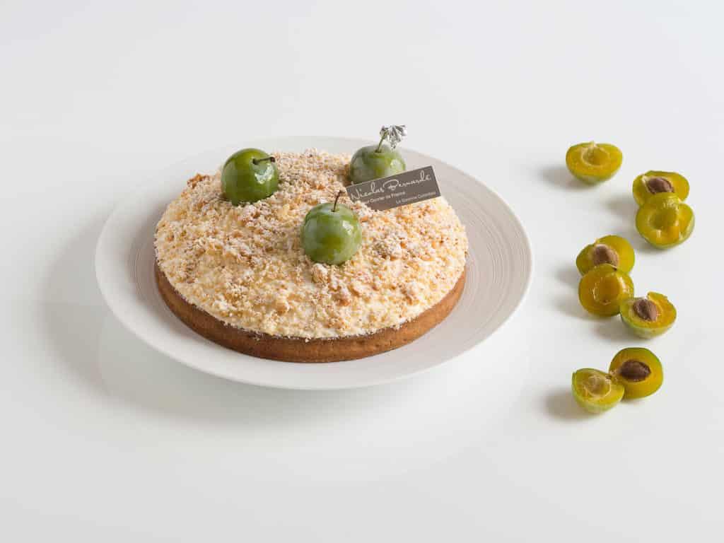 Profitez d'un après-midi cocoon avec le Croustillant de saison aux prunes