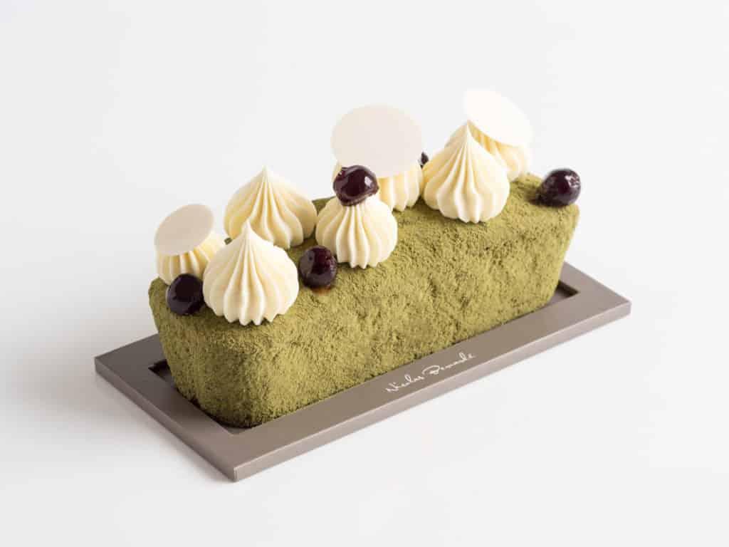 Apprenez la sérénité avec le zenissime Cake Matcha