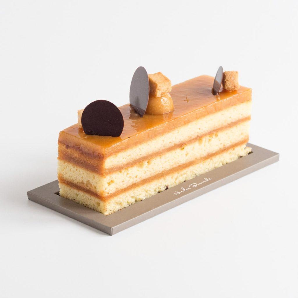 Faites le plein de douceur avec le Cake Tatin