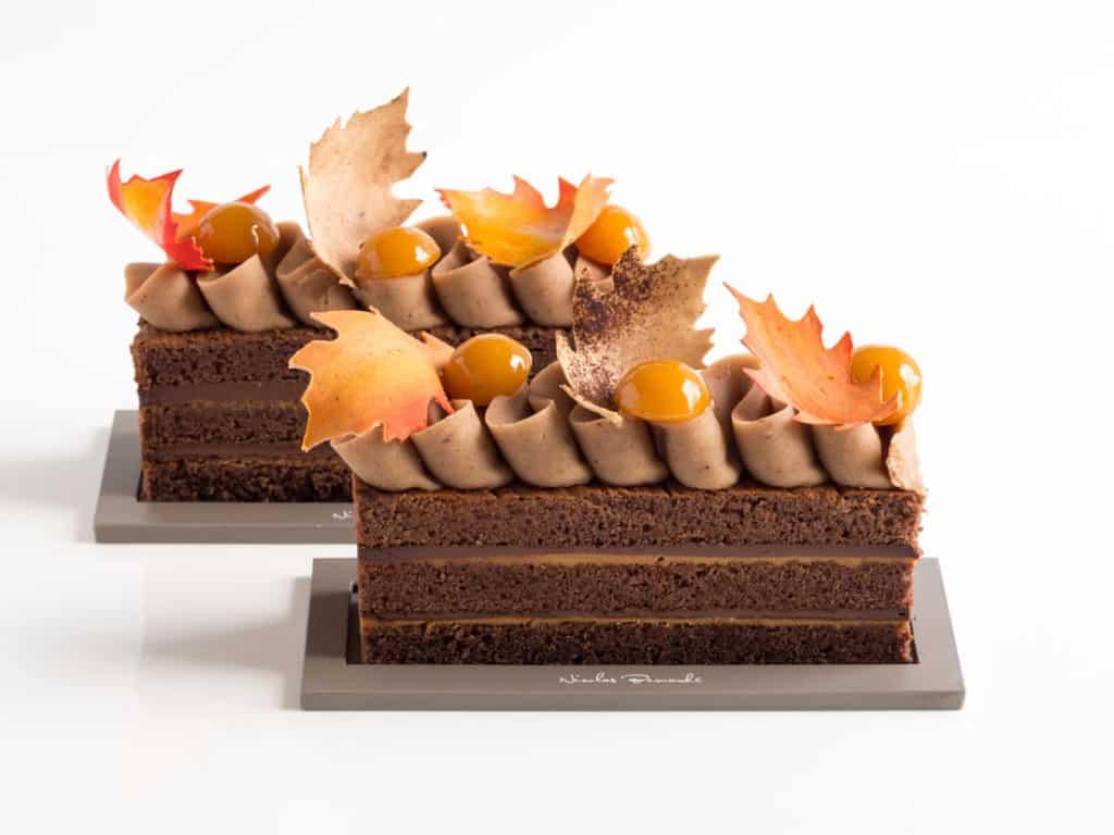 Voyage au centre de la Terre avec le Cakissime Chocolat, Caramel et Marron