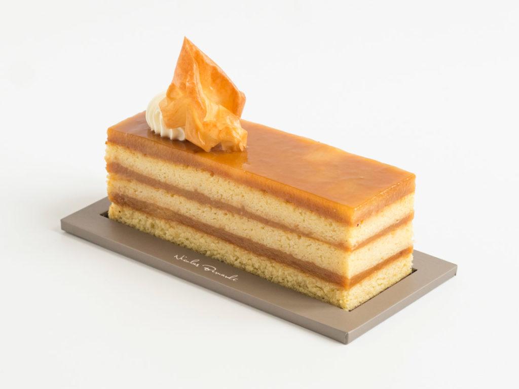 Croquez la pomme de la gourmandise avec le Cake Tatin