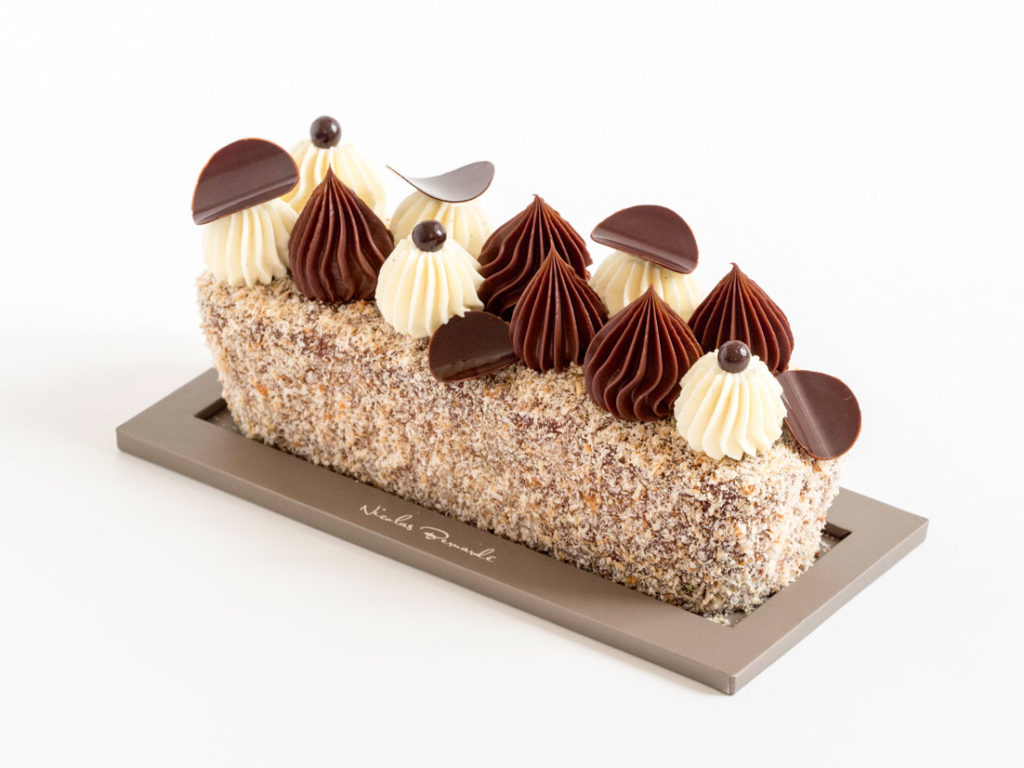 Cakissime Sable blanc : coquillages et cocotiers