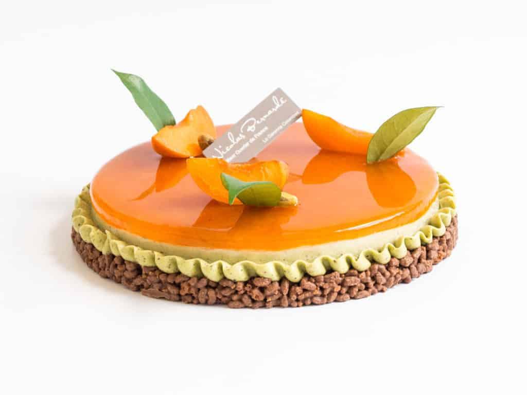 Astre d'Été abricot-pistache : vers l'infini plaisir (et au-delà) !