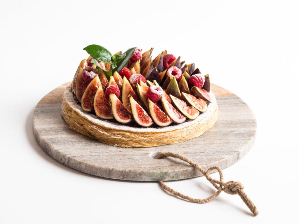 Tarte couronnée aux figues : le dessert mythologique de la rentrée