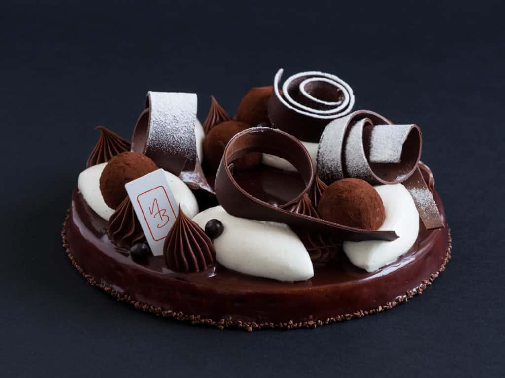 Tarte Chavirée : chocolat truffé à perte de vue !