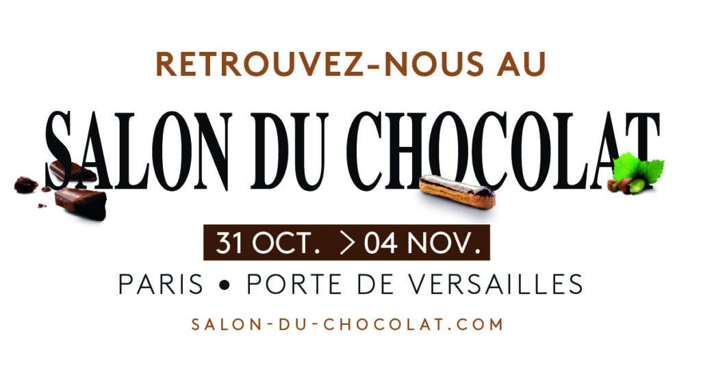 Nicolas Bernardé au Salon du Chocolat