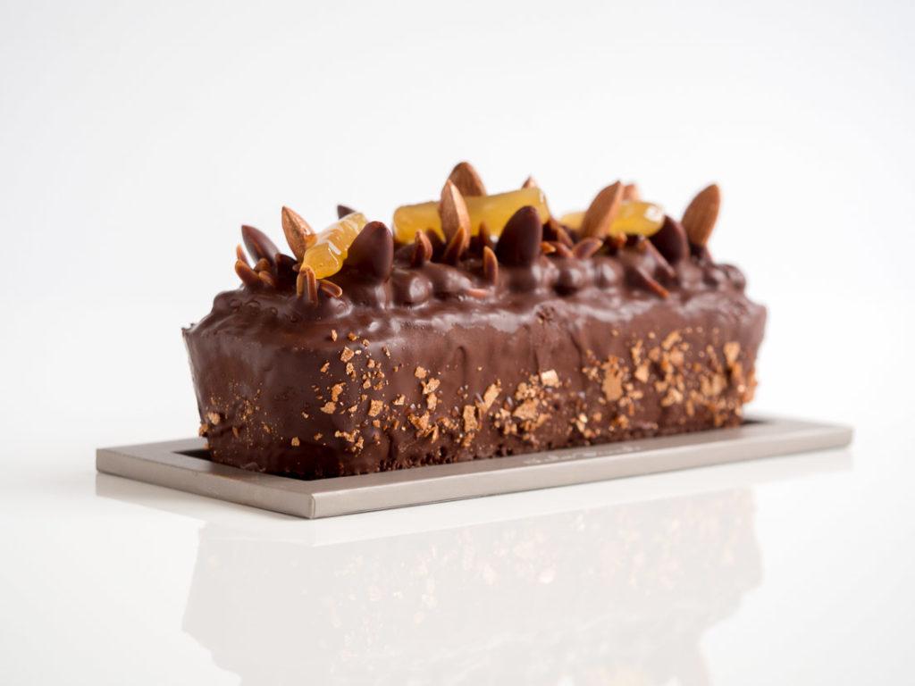 Prenez le train pour l'Angleterre Victorienne avec un Cakissime Chocolat Gingembre
