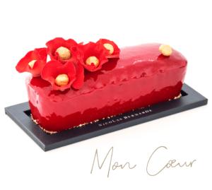 Mon cœur - cake de la Saint Valentin