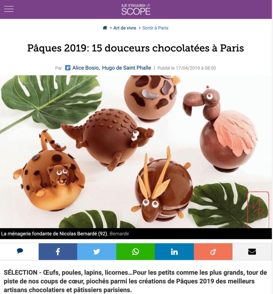Article Le Figaroscope