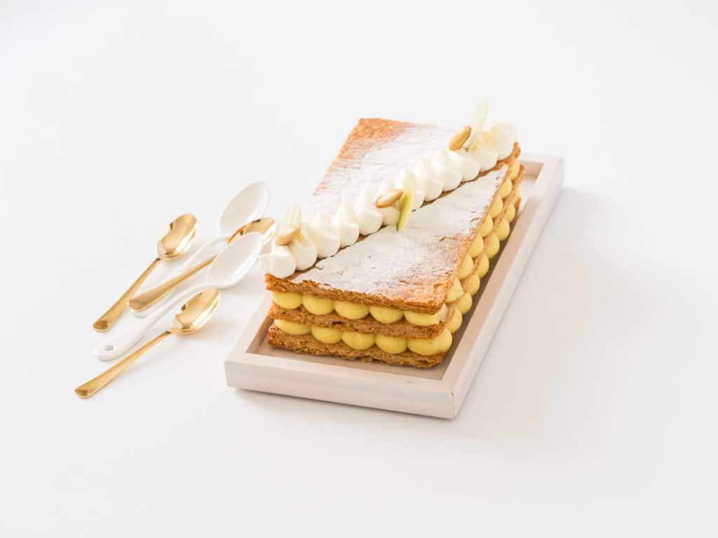 Millefeuille Vanillissime : le roi des papas gâteaux