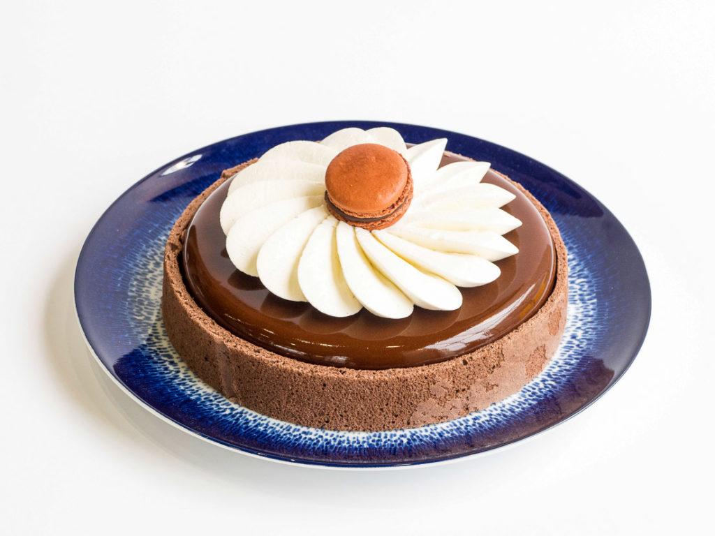 Des fruits exotiques et une explosion de chocolat, deux desserts qui fêtent 2020 en beauté !