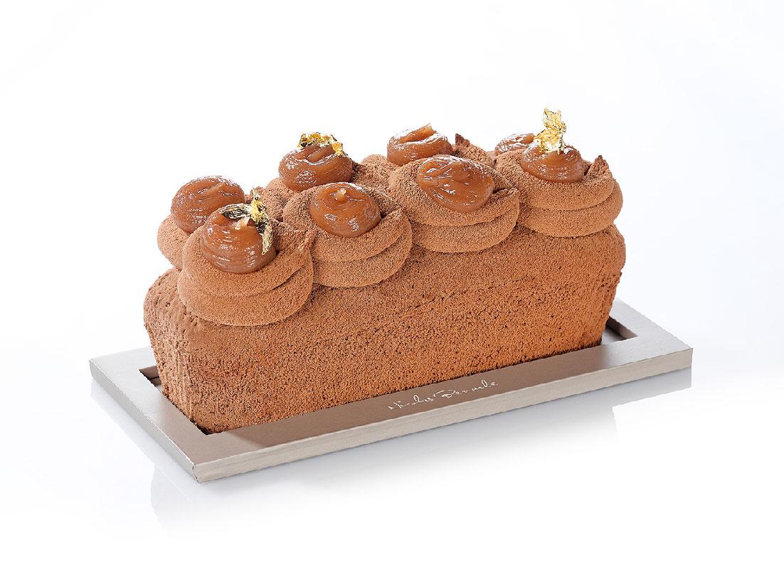 Cakissime crème des Alpes : chaud les marrons !