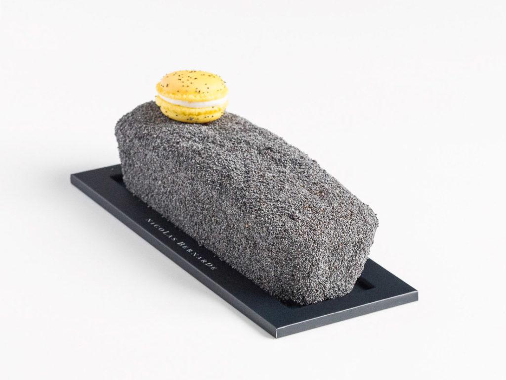Cakissime Citron Pavot : le gâteau… impérial