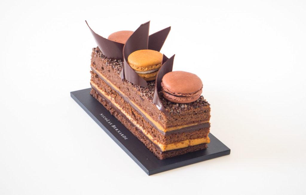 Cakissime choco-caramel : la tour de Babel des plaisirs