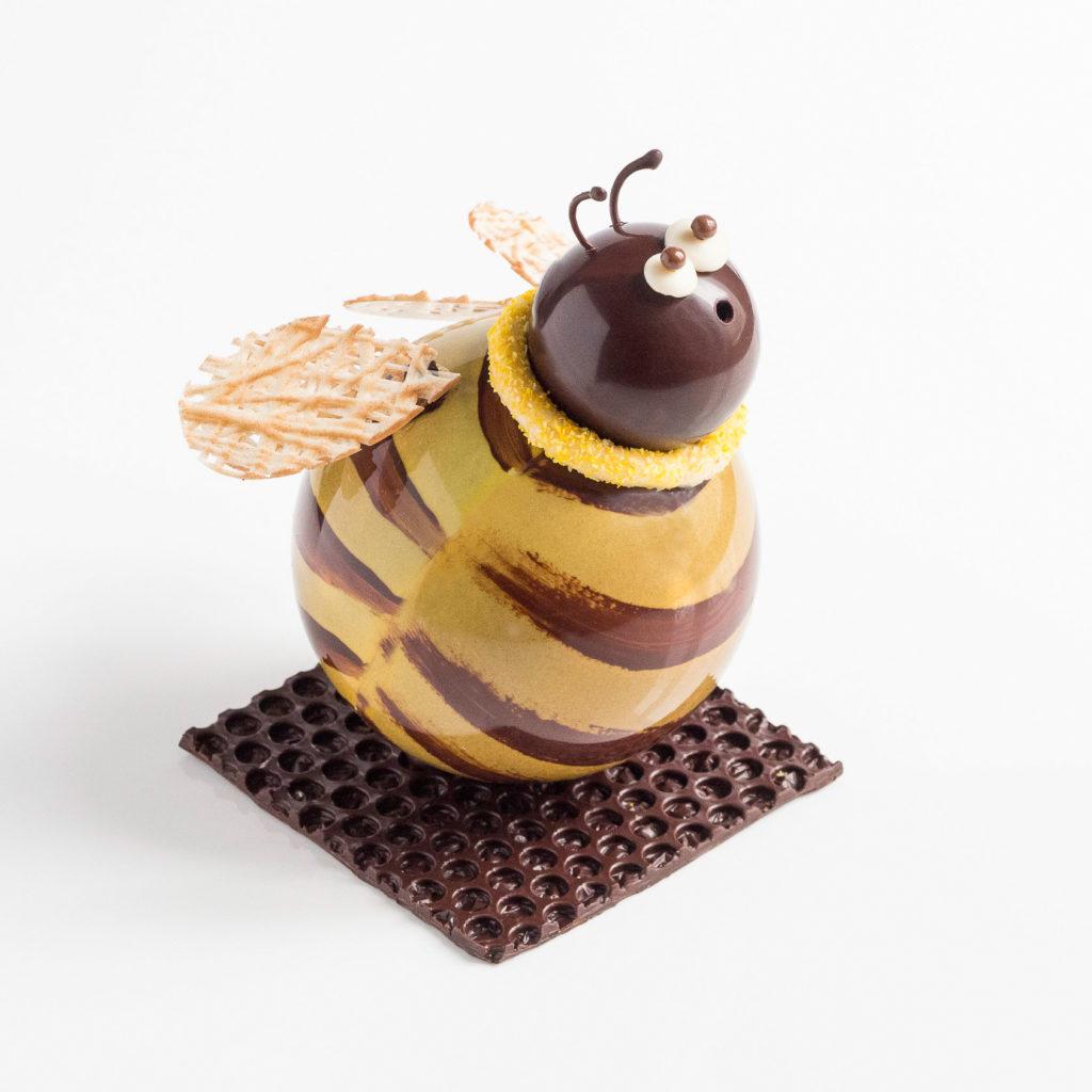 Abeille en chocolat à offrir pour la fête des mères