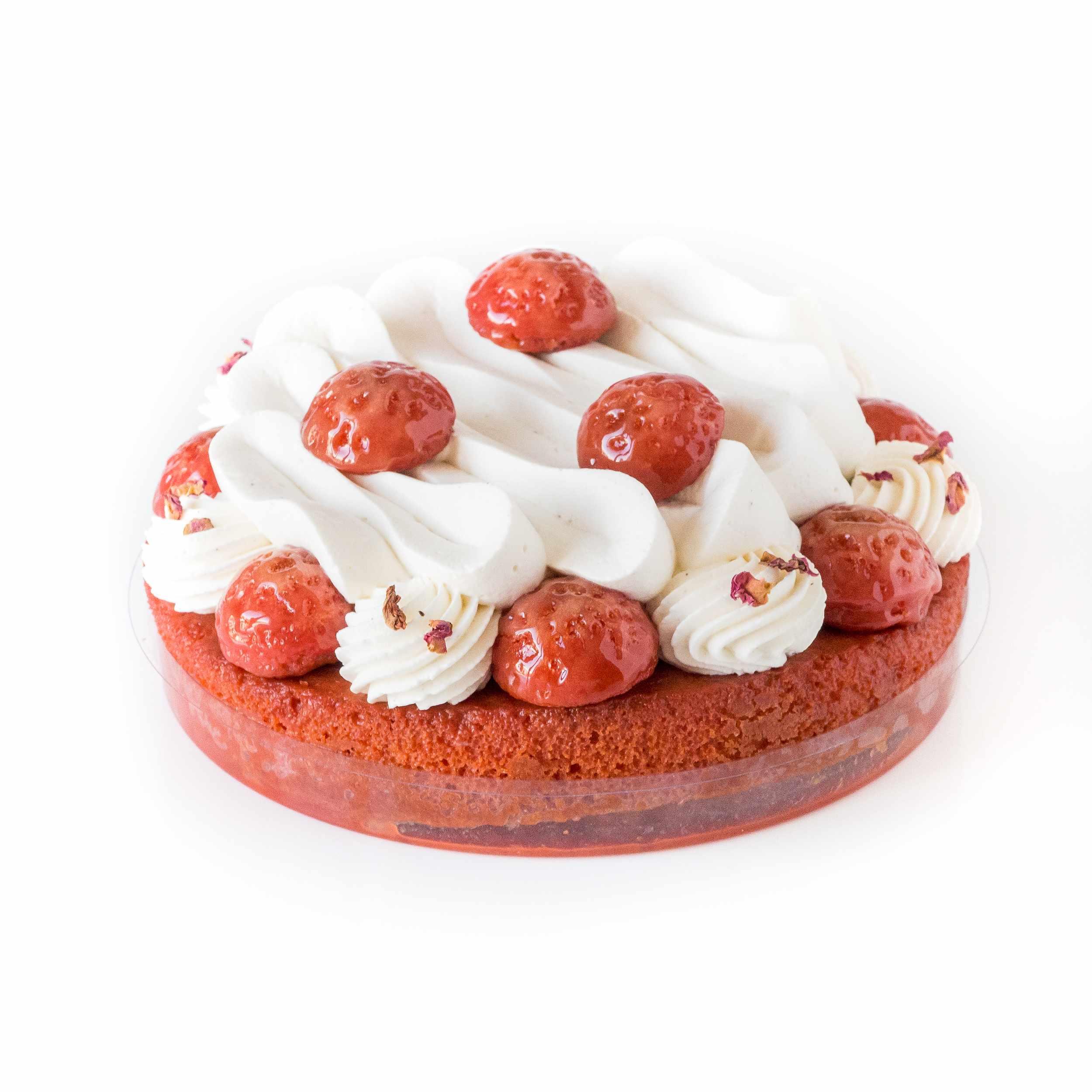 Baba fruits rouge