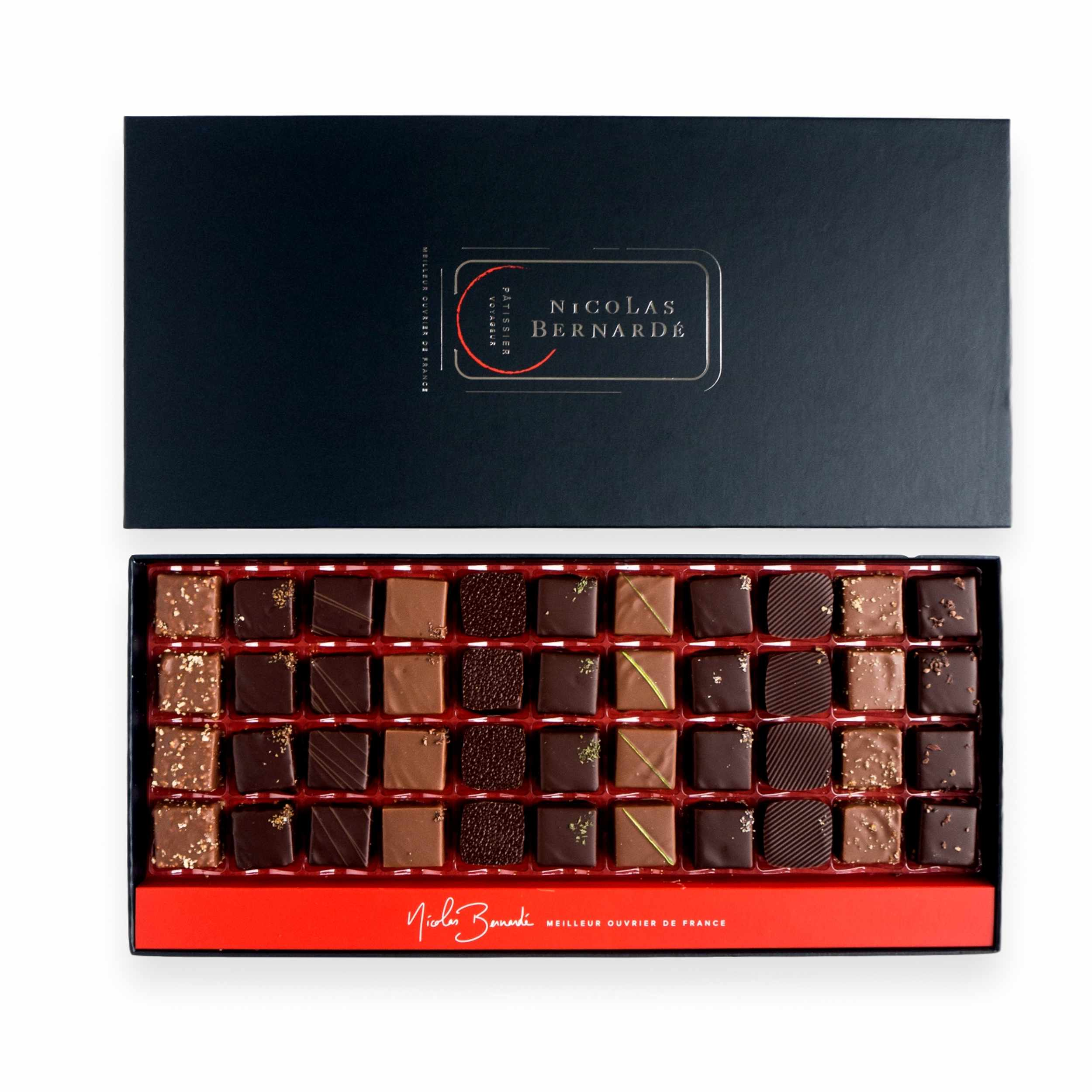 boite chocolat x44