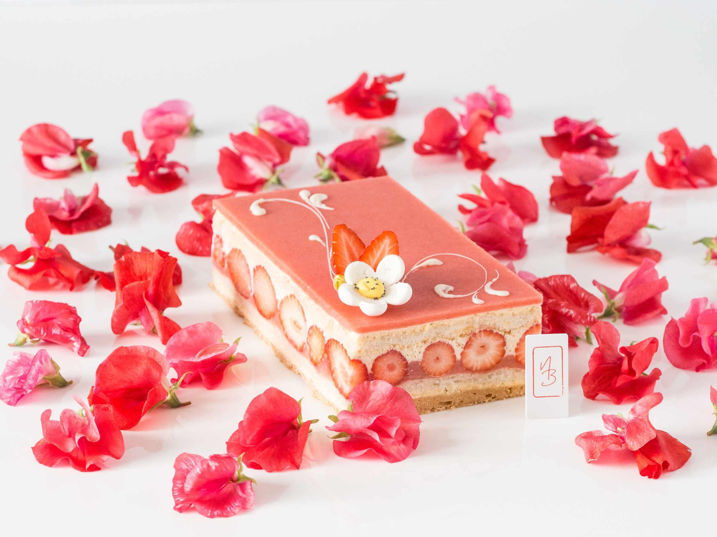 Bouquet surprise : le dessert de la Fête des Mères