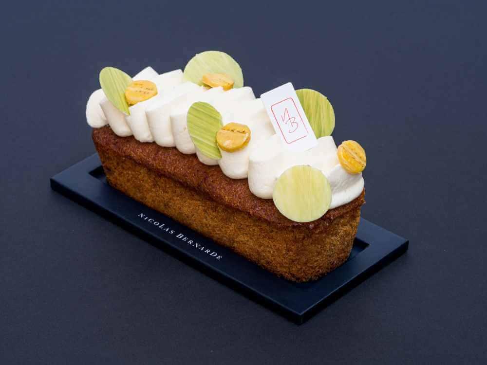 cake banane